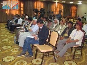 اشهار لجنة التعليم الفني والتدريب المهني في جبهة انقاذ الثورة السلمية (6)