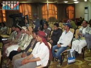 اشهار لجنة التعليم الفني والتدريب المهني في جبهة انقاذ الثورة السلمية (7)