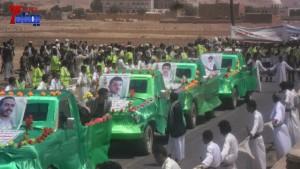 الالاف يشيعون 6 من شهداء مجزرة الضبر بعمران التي ارتكبتها قوات القشيبي بحق مسيرة سلمية (28)