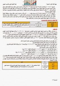 تقرير تقييم ورصد أولي لأداء وزارة التعليم الفني والتدريب المهني (13)