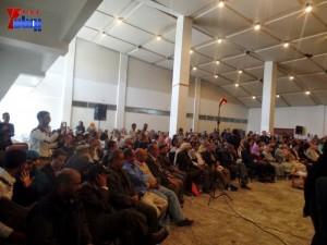 شباب الاشتراكي يحتفون بالوزيرة أروى عثمان في حفل تكريمي في العاصمة صنعاء (12)