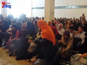 شباب الاشتراكي يحتفون بالوزيرة أروى عثمان في حفل تكريمي في العاصمة صنعاء (3)