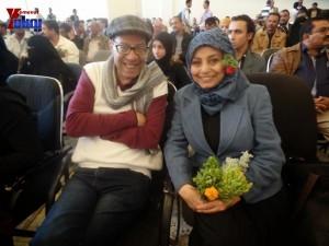 شباب الاشتراكي يحتفون بالوزيرة أروى عثمان في حفل تكريمي في العاصمة صنعاء (33)