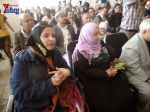 شباب الاشتراكي يحتفون بالوزيرة أروى عثمان في حفل تكريمي في العاصمة صنعاء (34)