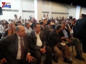 شباب الاشتراكي يحتفون بالوزيرة أروى عثمان في حفل تكريمي في العاصمة صنعاء (40)