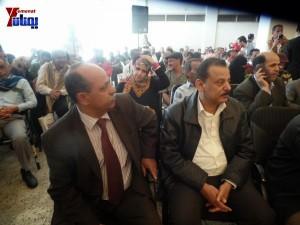شباب الاشتراكي يحتفون بالوزيرة أروى عثمان في حفل تكريمي في العاصمة صنعاء (41)