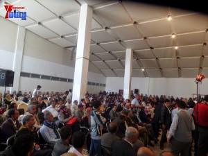 شباب الاشتراكي يحتفون بالوزيرة أروى عثمان في حفل تكريمي في العاصمة صنعاء (44)
