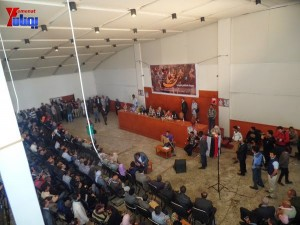 شباب الاشتراكي يحتفون بالوزيرة أروى عثمان في حفل تكريمي في العاصمة صنعاء (58)