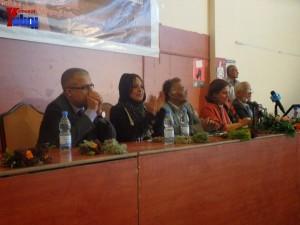 شباب الاشتراكي يحتفون بالوزيرة أروى عثمان في حفل تكريمي في العاصمة صنعاء (6)