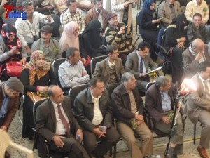 شباب الاشتراكي يحتفون بالوزيرة أروى عثمان في حفل تكريمي في العاصمة صنعاء (64)