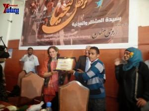 شباب الاشتراكي يحتفون بالوزيرة أروى عثمان في حفل تكريمي في العاصمة صنعاء (73)