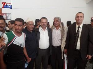 شباب الاشتراكي يحتفون بالوزيرة أروى عثمان في حفل تكريمي في العاصمة صنعاء (87)