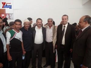 شباب الاشتراكي يحتفون بالوزيرة أروى عثمان في حفل تكريمي في العاصمة صنعاء (89)