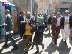 شباب الاشتراكي يحتفون بالوزيرة أروى عثمان في حفل تكريمي في العاصمة صنعاء (95)
