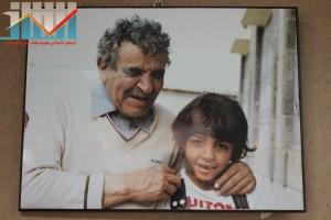 فعالية احياء الذكرى الـ15 لرحيل البردوني التي احيتها جبهة الانقاذ في بيت الثقافة بصنعاء (1)