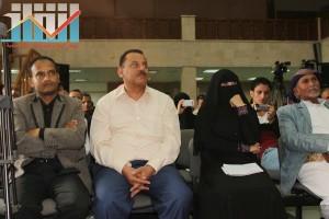 فعالية احياء الذكرى الـ15 لرحيل البردوني التي احيتها جبهة الانقاذ في بيت الثقافة بصنعاء (104)