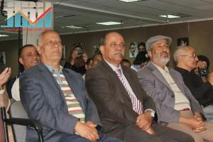فعالية احياء الذكرى الـ15 لرحيل البردوني التي احيتها جبهة الانقاذ في بيت الثقافة بصنعاء (105)