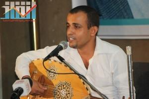 فعالية احياء الذكرى الـ15 لرحيل البردوني التي احيتها جبهة الانقاذ في بيت الثقافة بصنعاء (106)