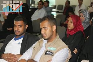 فعالية احياء الذكرى الـ15 لرحيل البردوني التي احيتها جبهة الانقاذ في بيت الثقافة بصنعاء (111)
