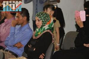 فعالية احياء الذكرى الـ15 لرحيل البردوني التي احيتها جبهة الانقاذ في بيت الثقافة بصنعاء (112)
