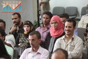 فعالية احياء الذكرى الـ15 لرحيل البردوني التي احيتها جبهة الانقاذ في بيت الثقافة بصنعاء (116)