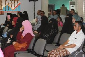 فعالية احياء الذكرى الـ15 لرحيل البردوني التي احيتها جبهة الانقاذ في بيت الثقافة بصنعاء (121)