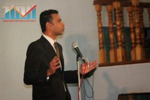 فعالية احياء الذكرى الـ15 لرحيل البردوني التي احيتها جبهة الانقاذ في بيت الثقافة بصنعاء (122)