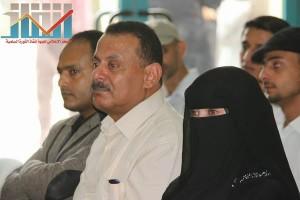 فعالية احياء الذكرى الـ15 لرحيل البردوني التي احيتها جبهة الانقاذ في بيت الثقافة بصنعاء (126)