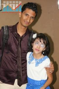 فعالية احياء الذكرى الـ15 لرحيل البردوني التي احيتها جبهة الانقاذ في بيت الثقافة بصنعاء (133)