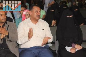 فعالية احياء الذكرى الـ15 لرحيل البردوني التي احيتها جبهة الانقاذ في بيت الثقافة بصنعاء (136)