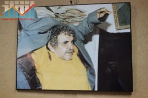 فعالية احياء الذكرى الـ15 لرحيل البردوني التي احيتها جبهة الانقاذ في بيت الثقافة بصنعاء (14)