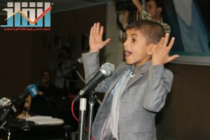 فعالية احياء الذكرى الـ15 لرحيل البردوني التي احيتها جبهة الانقاذ في بيت الثقافة بصنعاء (140)