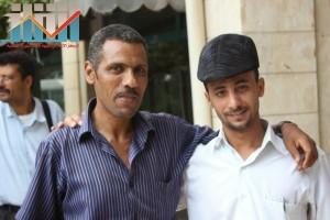 فعالية احياء الذكرى الـ15 لرحيل البردوني التي احيتها جبهة الانقاذ في بيت الثقافة بصنعاء (144)
