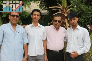 فعالية احياء الذكرى الـ15 لرحيل البردوني التي احيتها جبهة الانقاذ في بيت الثقافة بصنعاء (147)