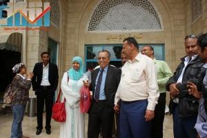 فعالية احياء الذكرى الـ15 لرحيل البردوني التي احيتها جبهة الانقاذ في بيت الثقافة بصنعاء (162)