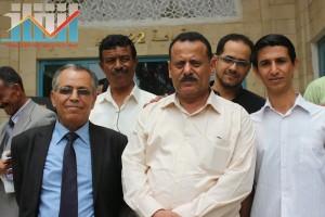فعالية احياء الذكرى الـ15 لرحيل البردوني التي احيتها جبهة الانقاذ في بيت الثقافة بصنعاء (165)