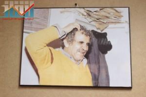 فعالية احياء الذكرى الـ15 لرحيل البردوني التي احيتها جبهة الانقاذ في بيت الثقافة بصنعاء (2)