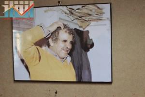 فعالية احياء الذكرى الـ15 لرحيل البردوني التي احيتها جبهة الانقاذ في بيت الثقافة بصنعاء (3)