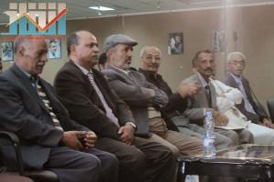 فعالية احياء الذكرى الـ15 لرحيل البردوني التي احيتها جبهة الانقاذ في بيت الثقافة بصنعاء (34)