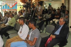 فعالية احياء الذكرى الـ15 لرحيل البردوني التي احيتها جبهة الانقاذ في بيت الثقافة بصنعاء (47)