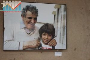 فعالية احياء الذكرى الـ15 لرحيل البردوني التي احيتها جبهة الانقاذ في بيت الثقافة بصنعاء (5)