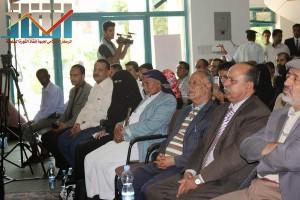 فعالية احياء الذكرى الـ15 لرحيل البردوني التي احيتها جبهة الانقاذ في بيت الثقافة بصنعاء (50)