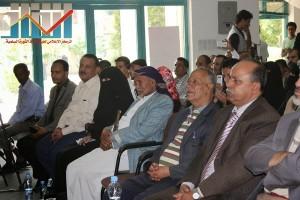 فعالية احياء الذكرى الـ15 لرحيل البردوني التي احيتها جبهة الانقاذ في بيت الثقافة بصنعاء (51)