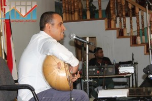 فعالية احياء الذكرى الـ15 لرحيل البردوني التي احيتها جبهة الانقاذ في بيت الثقافة بصنعاء (52)
