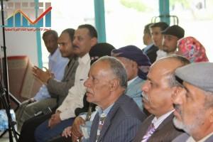 فعالية احياء الذكرى الـ15 لرحيل البردوني التي احيتها جبهة الانقاذ في بيت الثقافة بصنعاء (59)