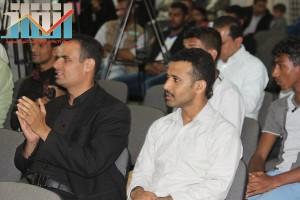 فعالية احياء الذكرى الـ15 لرحيل البردوني التي احيتها جبهة الانقاذ في بيت الثقافة بصنعاء (61)
