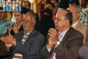 فعالية احياء الذكرى الـ15 لرحيل البردوني التي احيتها جبهة الانقاذ في بيت الثقافة بصنعاء (62)