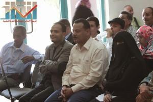 فعالية احياء الذكرى الـ15 لرحيل البردوني التي احيتها جبهة الانقاذ في بيت الثقافة بصنعاء (63)