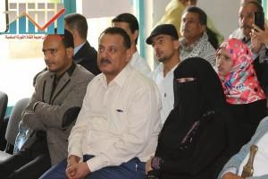 فعالية احياء الذكرى الـ15 لرحيل البردوني التي احيتها جبهة الانقاذ في بيت الثقافة بصنعاء (66)