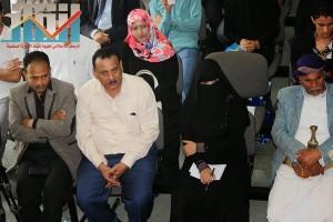فعالية احياء الذكرى الـ15 لرحيل البردوني التي احيتها جبهة الانقاذ في بيت الثقافة بصنعاء (83)